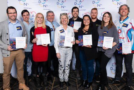 Leadership, audace, détermination : des finalistes d'ici au concours LADN