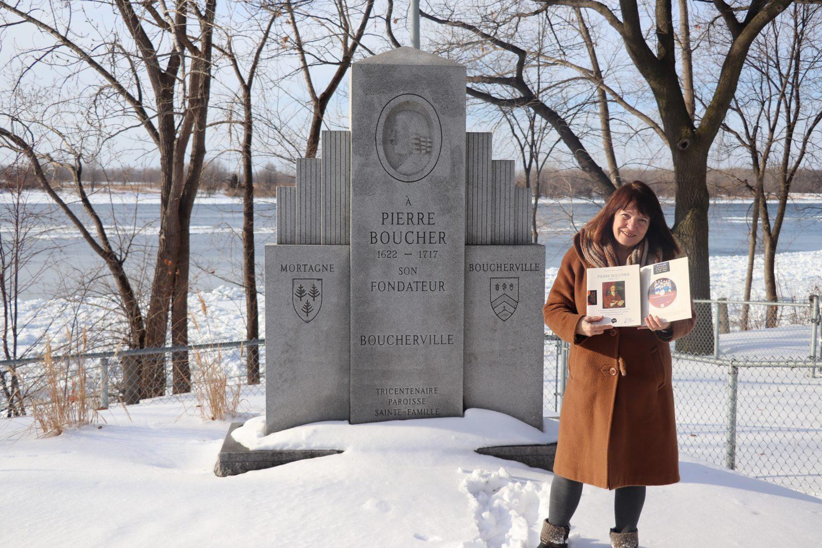 « Si Boucherville m'était chantée », un CD qui fait l'histoire