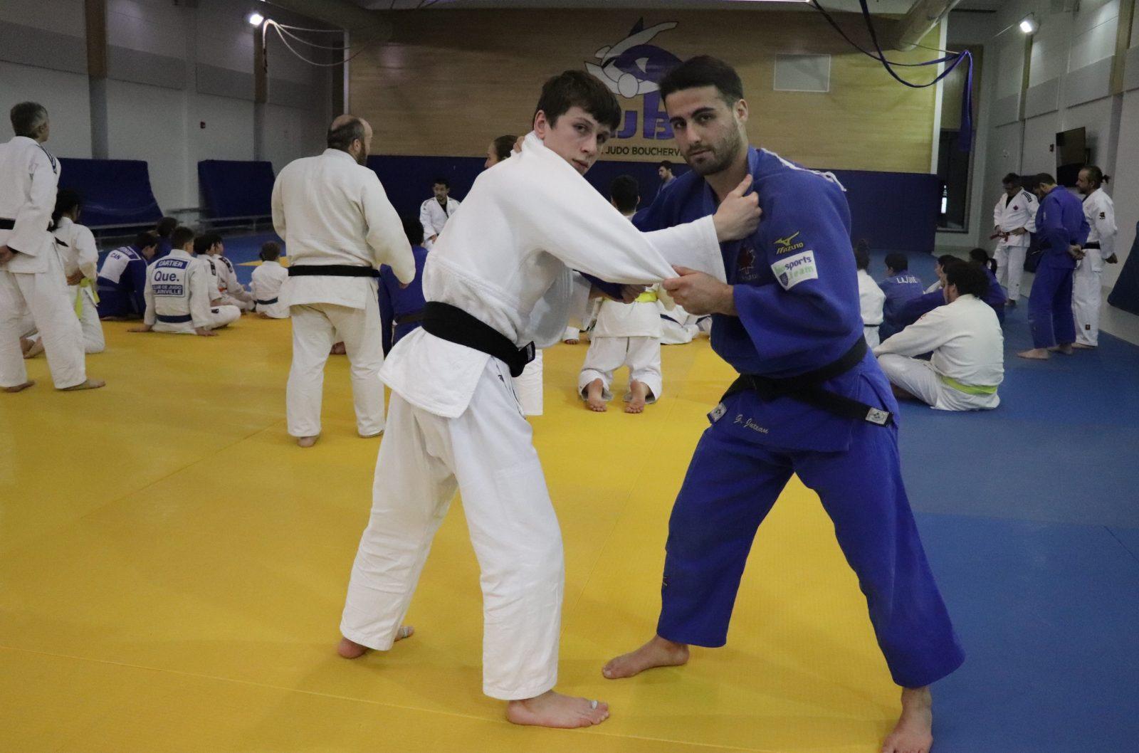 Le Club de judo de Boucherville, véritable machine à ceintures noires et à médailles depuis 50 ans