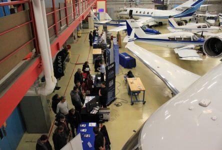 Portes ouvertes à l'École nationale d'aérotechnique le dimanche 16février