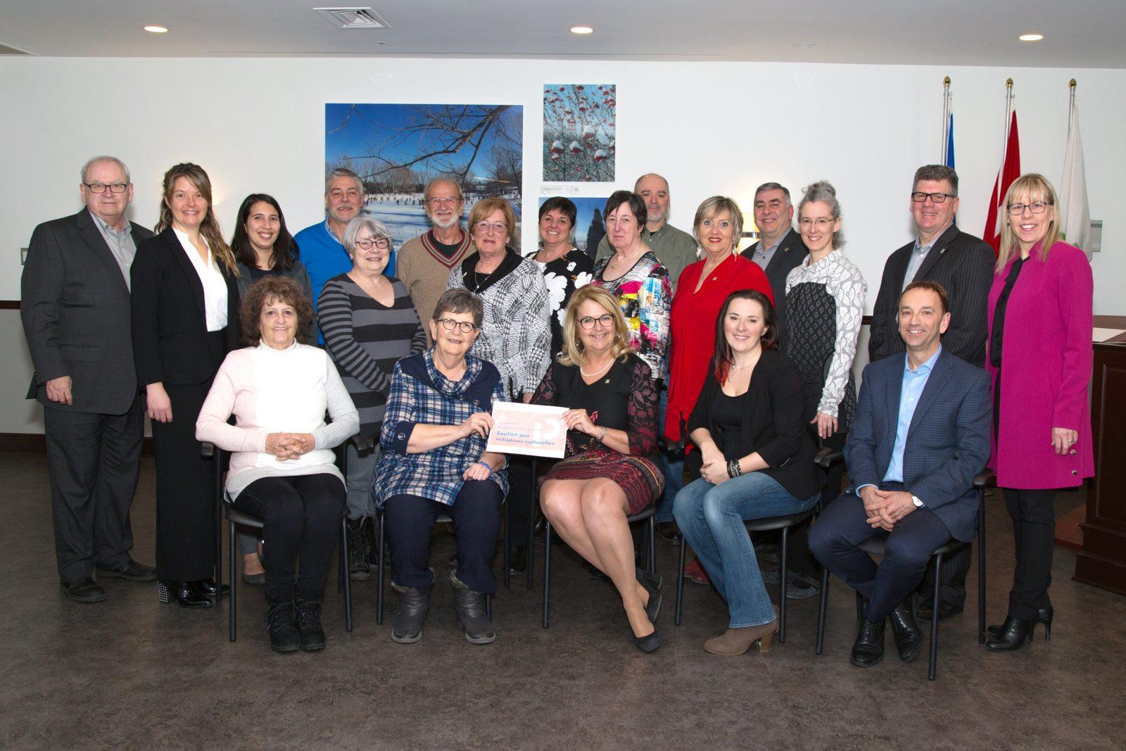 Nouveau programme de subvention en soutien aux initiatives culturelles à Sainte-Julie