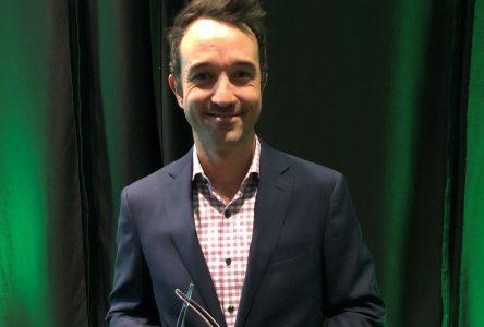 Tennis : Mahieu Sarazin nommé entraîneur de l'année