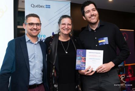 Grand événement entrepreneurial « LADN Montérégie »: une entreprise de la MRC parmi les dix finalistes!
