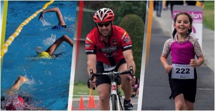 Neuvième édition du Triathlon de Saint-Amable le 24 mai