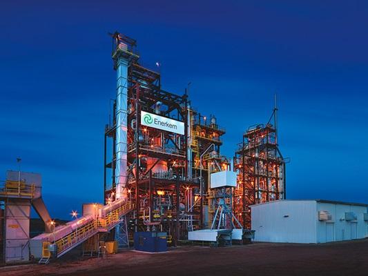 Enerkem a toujours l'intention de construire une usine de biocarburants à Varennes