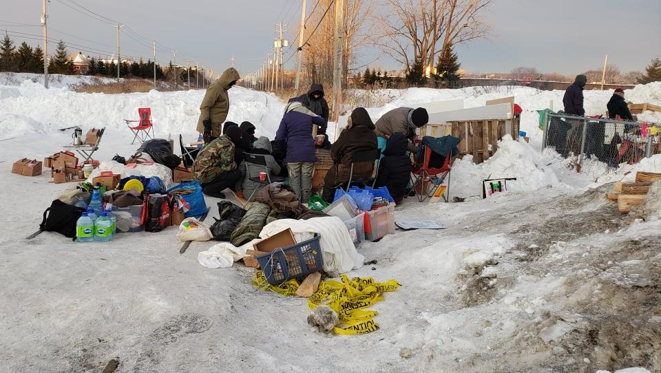 Stéphane Bergeron dénonce l'inaction du gouvernement Trudeau face aux blocus ferroviaires