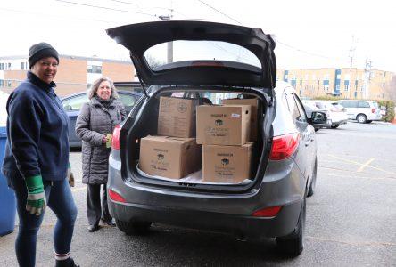 Dépannage alimentaire  : le Comité d'entraide de Boucherville demande l'aide du gouvernement