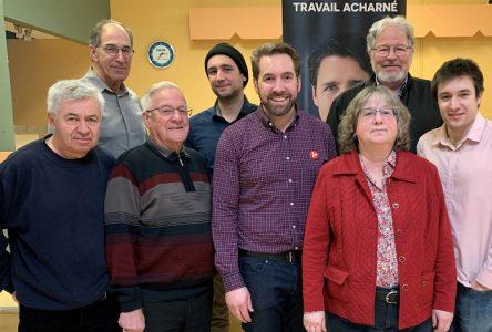 Assemblée générale du Parti libéral du Canada dans Pierre-Boucher-Les Patriotes-Verchères
