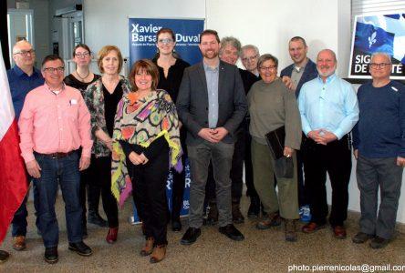 Changement de garde à la présidence du Bloc Québécois de Pierre-Boucher—Les Patriotes—Verchères