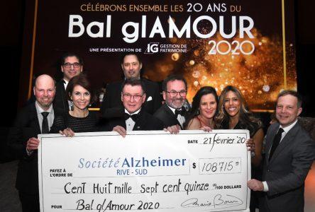 Bal glAMOUR: quand les gens d'affaires se mobilisent pour la cause de l'Alzheimer