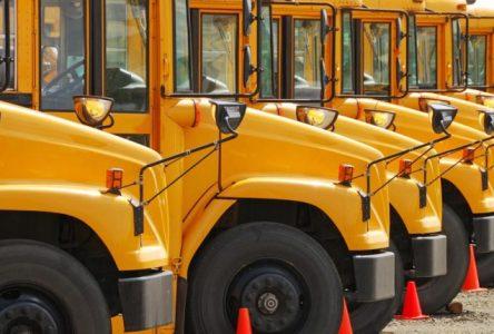 Retour en classe: les transporteurs scolaires seront-ils prêts à temps?