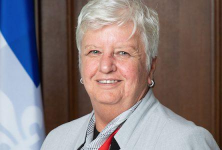 La députée de Verchères offre son soutien aux organismes d'aide alimentaire