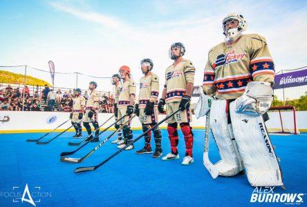 Boucherville aura son équipe dans la nouvelle Ligue nationale de hockey balle