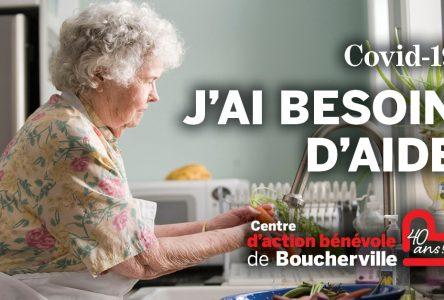La Ville de Boucherville fait à nouveau don de 25 000 $  à deux organismes d'entraide