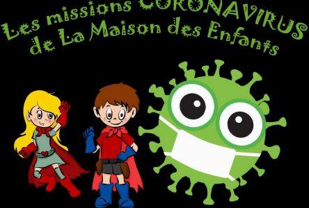 Maison des Enfants de la Montérégie: Des missions pour les jeunes durant la pandémie