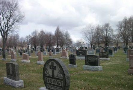 Inhumations printanières en temps de COVID-19