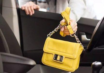 Les vols de sacs à main en hausse