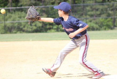 Baseball mineur à Boucherville: l'espoir d'une saison écourtée