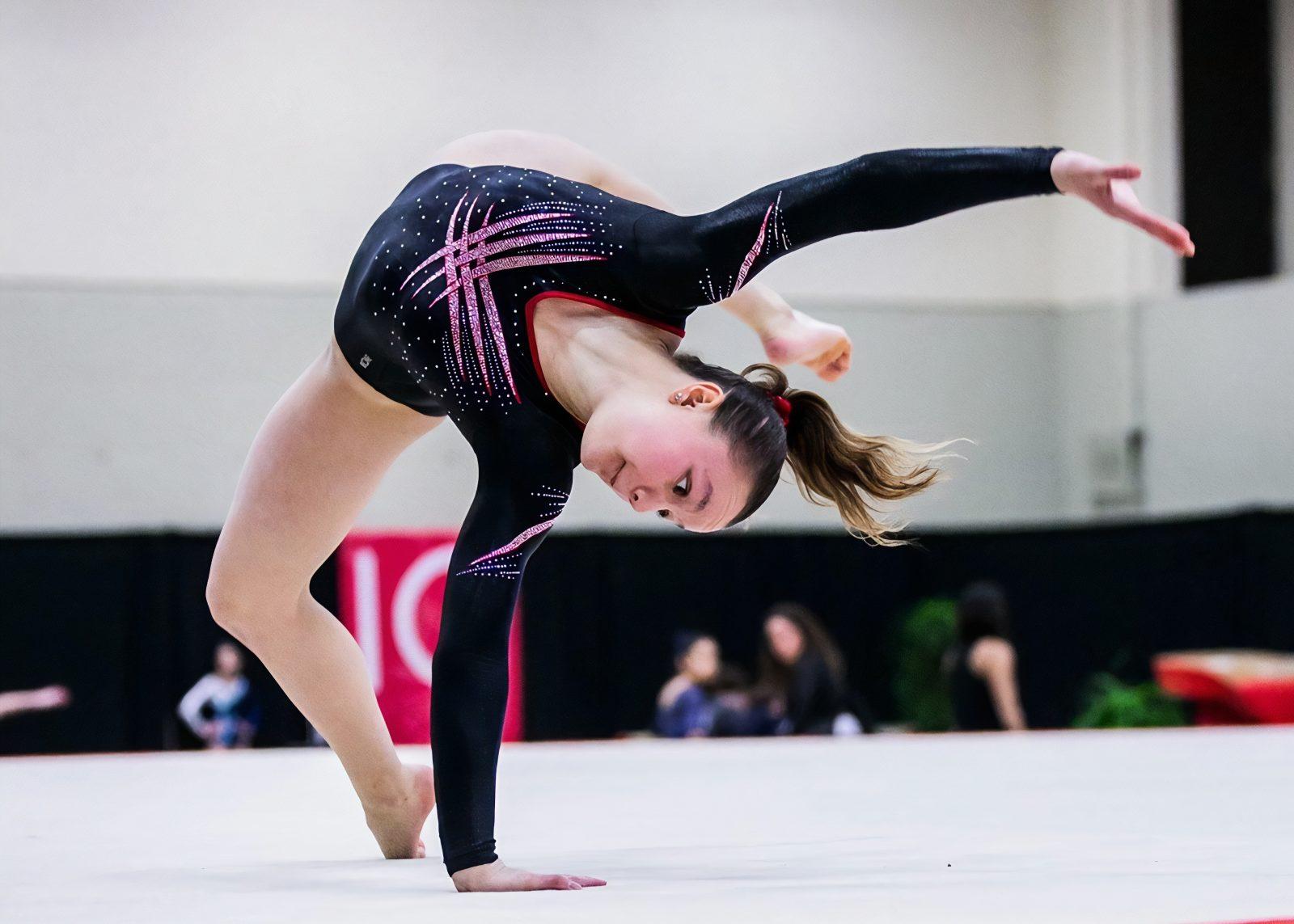 Gymnastique: entre l'inquiétude et la résilience à l'École les Dynamix