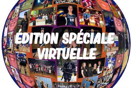 Un véritable succès pour la formule « virtuelle » du Gala des mérites du Cégep de Sorel-Tracy