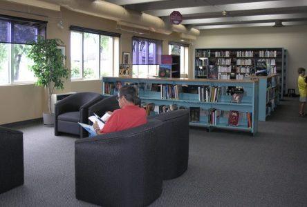 Nouveau service de prêt de documents sans contact à la bibliothèque de Contrecoeur