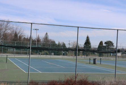 Boucherville ouvre ses terrains de tennis
