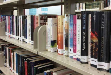 Service de bibliothèque à distance à Saint-Amable