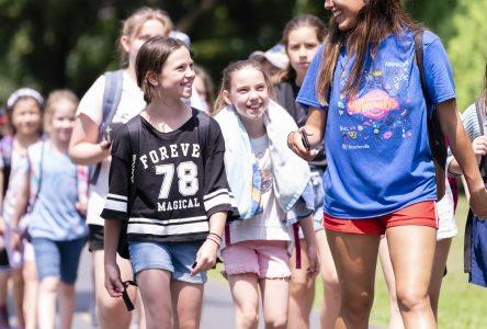 Les camps d'été à Boucherville dans 30  jours… et en mode COVID-19