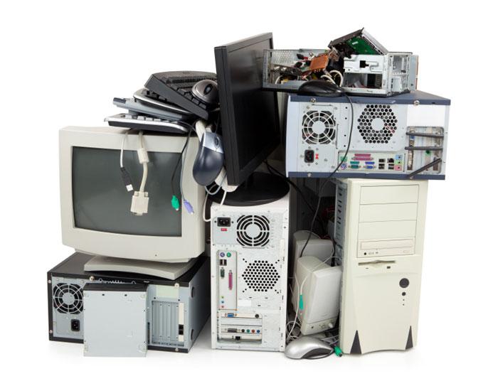 La collecte de résidus domestiques dangereux  et d'appareils électroniques désuets est reportée