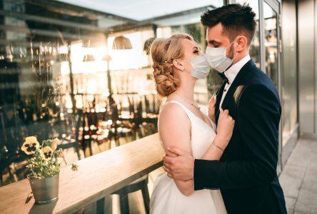 Plusieurs mariages sont reportés