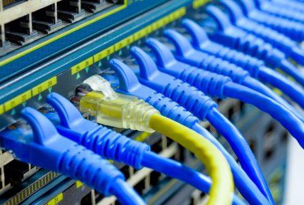 Des projets qui permettront à 10 350 foyers de la Montérégie d'avoir accès à Internet haut débit