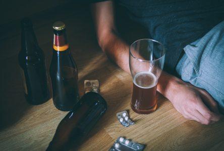 Des alcooliques en détresse