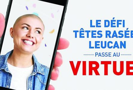 Un Grand rassemblement virtuel pour souligner les 20 ans du Défi têtes rasées Leucan