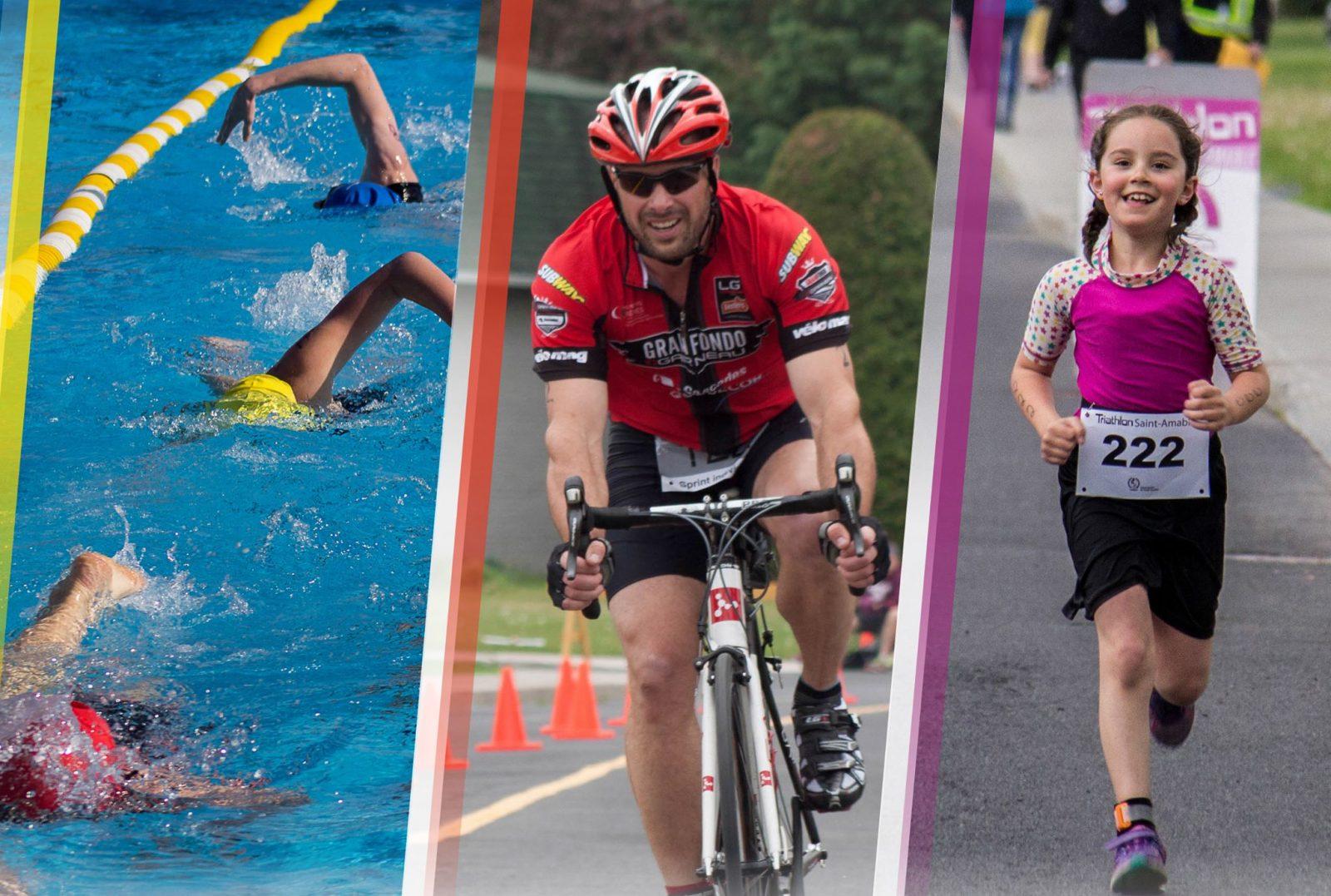 COVID-19: Modalités de remboursement des participants inscrits au triathlon de Saint-Amable