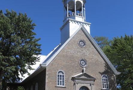 Un financement de plus de 35 600 $ pour l'église Sainte-Famille