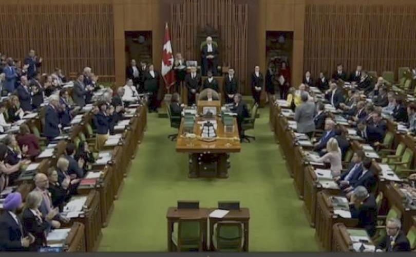 Xavier Barsalou-Duval dresse le bilan d'une session parlementaire marquée par la COVID-19