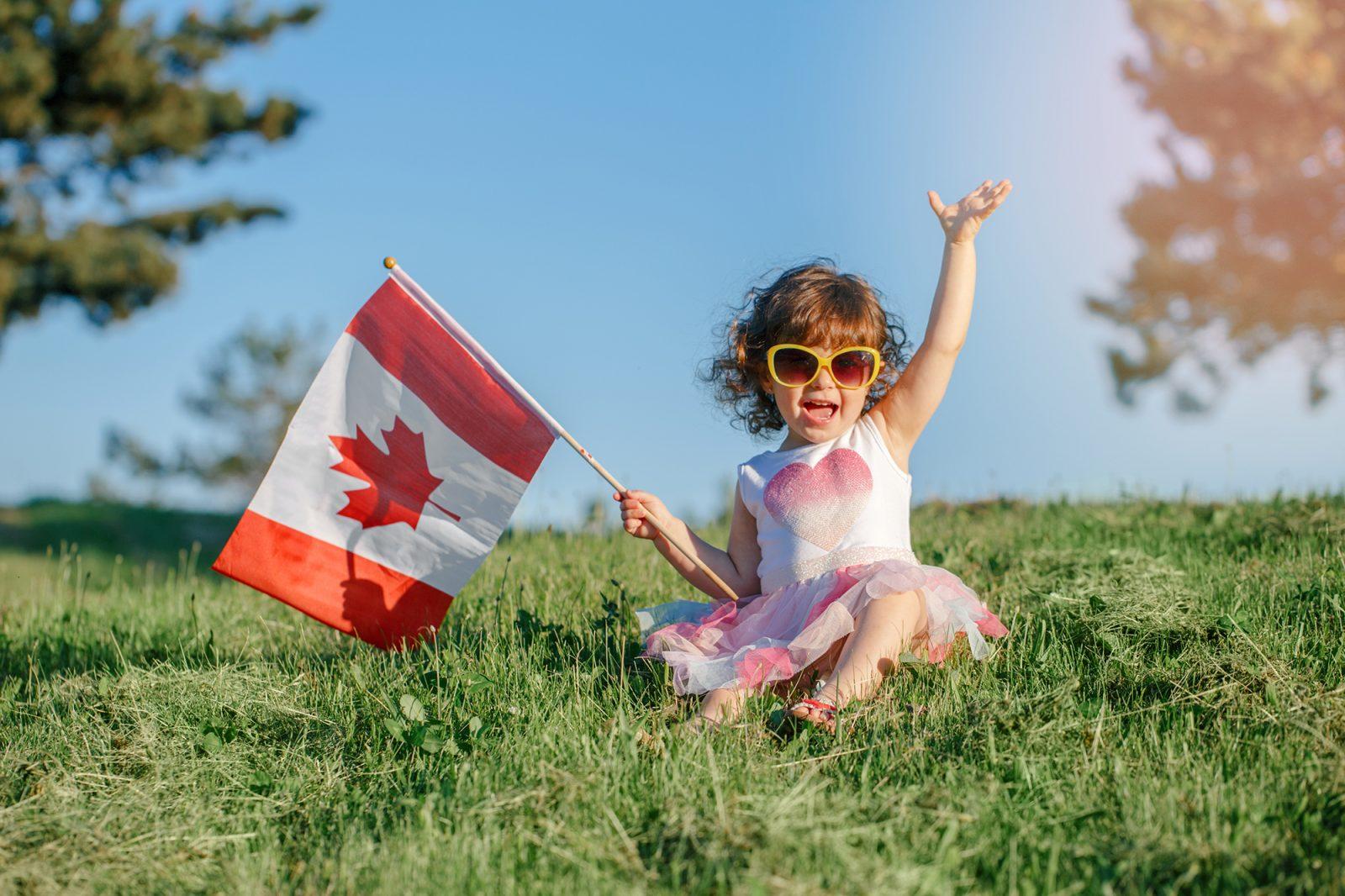 Les fêtes du Canada tombent à l'eau