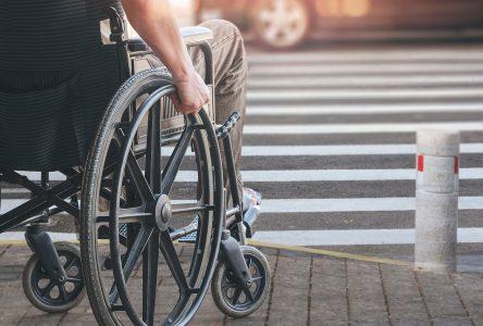 L'accessibilité des personnes handicapées : encore des défis à relever