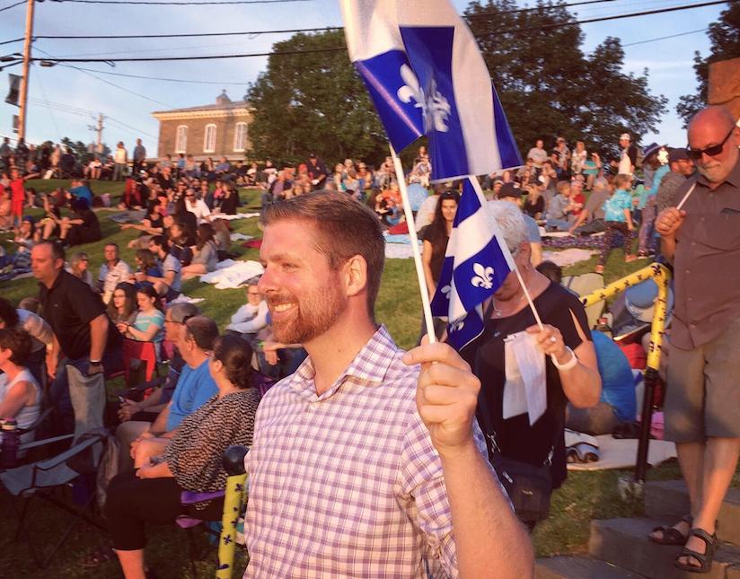 Xavier Barsalou-Duval adresse ses vœux à l'occasion de la Fête nationale du Québec