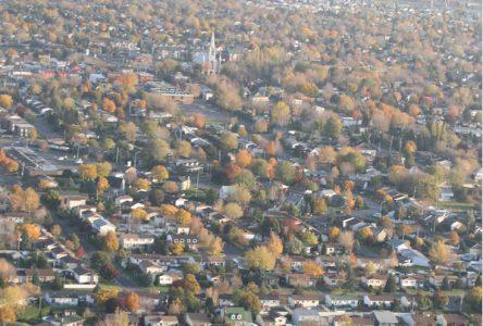 Le taux d'endettement de la Ville de Sainte-Julie est inférieur à 2 %