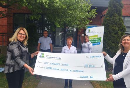 Le Centre d'action bénévole de Contrecœur reçoit 150 000 $ pour l'acquisition d'un bâtiment