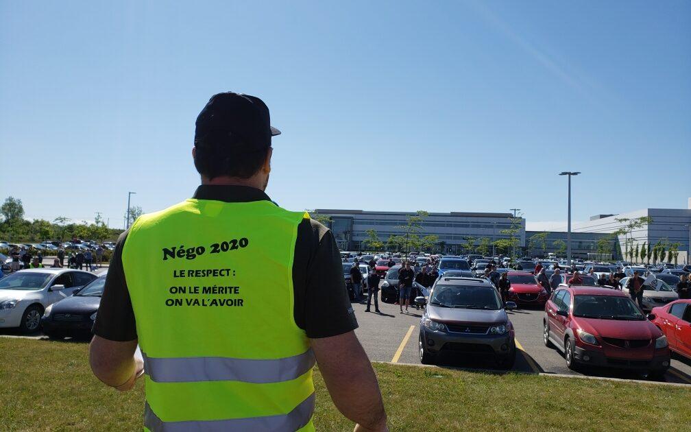 Les syndiqués de Jean Coutu à Varennes veulent exercer des moyens de pression avant d'aller en grève