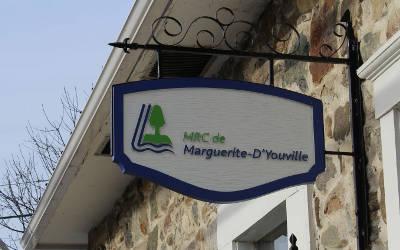 Les MRC de La Vallée-du-Richelieu, de Marguerite-d'Youville : Prix coup de coeur au gala des Plumes d'excellence de l'ACMQ