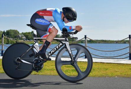 Une bourse de 4000 $ pour le cycliste contrecoeurois Tristan Jussaume