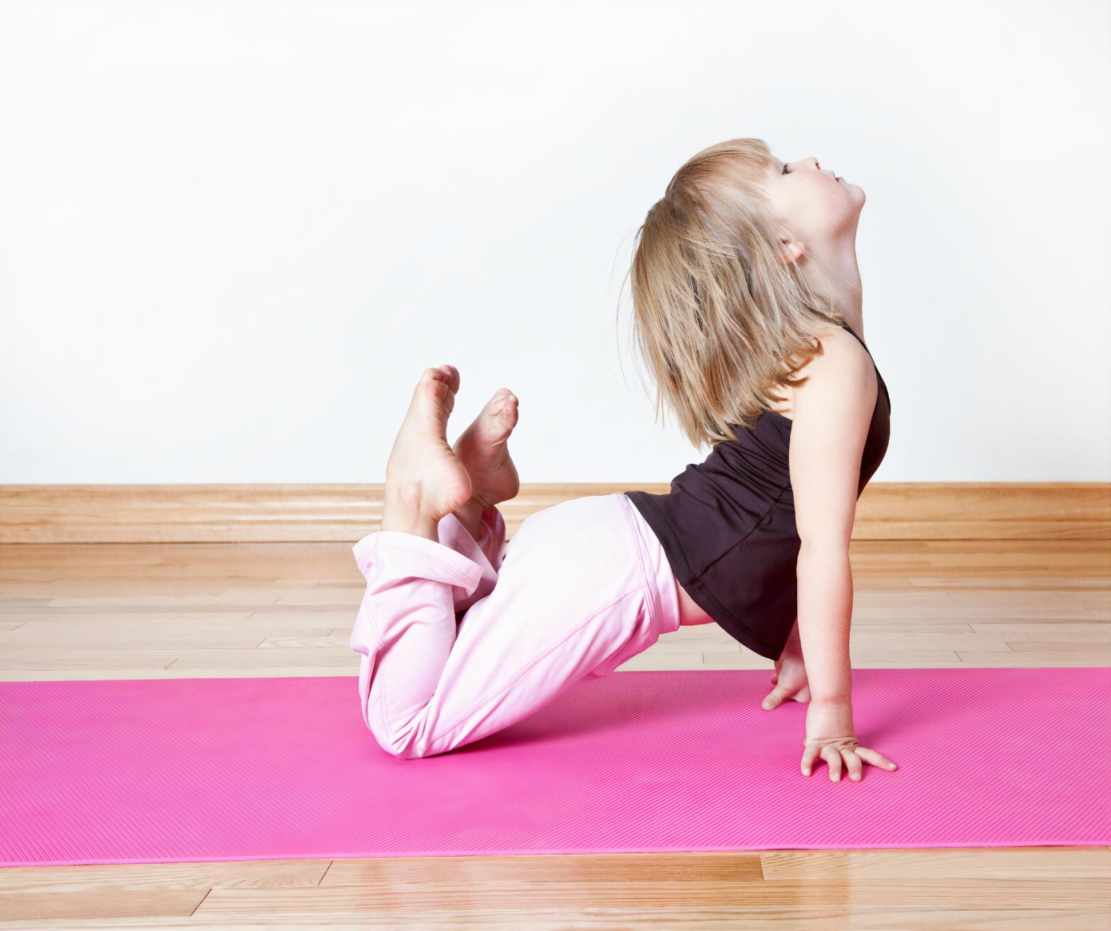 Quand le yoga s'invite dans le monde des petits