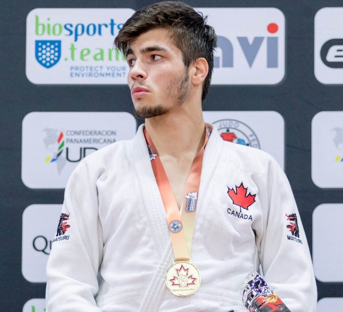Le judoka Jacob Valois de retour sur les tatamis