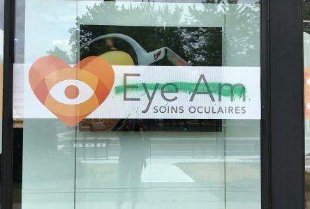 L'entreprise Eye Am  vandalisée