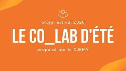 Nouveau projet de colab pour les jeunes