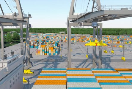 Mégaprojet à Contrecœur: l'appel de qualification pour la construction du terminal sera lancé au cours des prochaines semaines