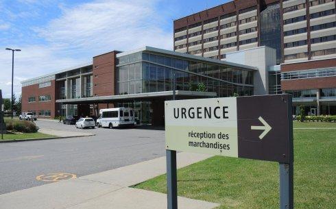 Les urgences de la région débordent à nouveau